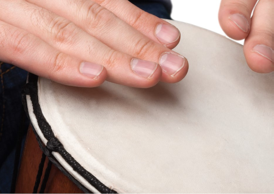 MONTHLY DRUMMING CIRCLE: GRADUATE PRACTICE SESSIONS